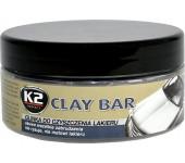 K2 CLAY BAR 200 g - hmota pro odstranění povrchových nečistot laku