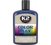K2 COLOR MAX 200 ml MODRÁ - aktivní vosk