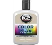 K2 COLOR MAX 200 ml STŘÍBRNÁ - aktivní vosk