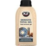 K2 DERUSTO TOTAL GEL 250 ml - odstraňovač rzi