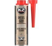 K2 DIESEL GO! 250 ml - aditivum do paliva