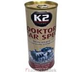 K2 DOKTOR CAR SPEC 443 ml - aditivum do oleje-plechový obal