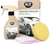 K2 GRAVON RELOAD 250 ml - keramická ochrana laku