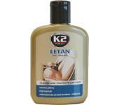 K2 LETAN 200 ml - prostředek k čištění a ochraně kůží