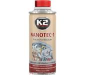 K2 NANOTEC-1 250 ml - reduktor tření (dodatek do oleje)