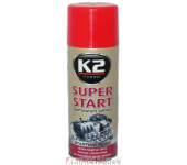 K2 SUPER START 400 ml - startovací tekutina do -54 °C