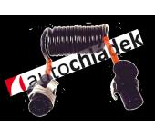 Kabel elektrický spirálový EBS/ABS 4 m 24 V