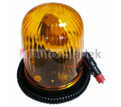 Maják magnetický oranžový 12 V
