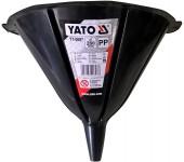 YATO Nálevka plastová 280 mm