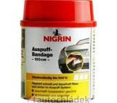 NIGRIN AUSPUFF-BANDAGE 200 g - výfukový tmel a skelná textilie 100 cm