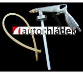 Pistole stříkací na spodky a dutiny