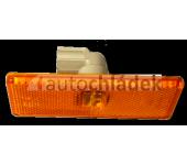 Svítilna poziční LED oranžová MB