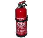 Přístroj hasicí 2 kg práškový s manometrem