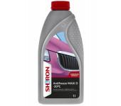 SHERON Antifreeze Maxi D -30°C 1 l
