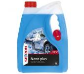 SHERON Zimní ostřikovač Nano Plus -22°C 4 l s nálevkou