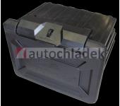 SERTPLAS Skříňka plastová 600x500x400 mm
