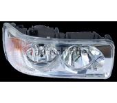 Světlomet hlavní H1/H7 pravý DAF XF, CF, LF