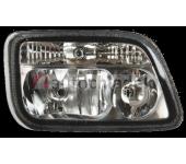 Světlomet hlavní s motorkem pravý MB Actros MPII