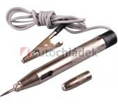 COMPASS Zkoušečka napětí kovová 6-24 V
