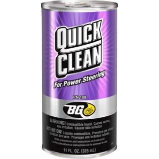BG 108 QUICK CLEAN FOR POWER STEERING 325 ml