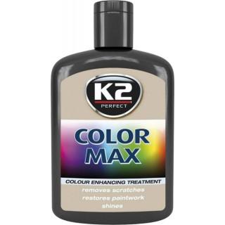 K2 COLOR MAX 200 ml ČERNÁ - aktivní vosk