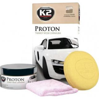 K2 PROTON 200 g - tvrdý vosk karnauba
