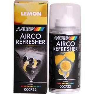 MOTIP Osvěžovač klimatizace citron sprej 150 ml