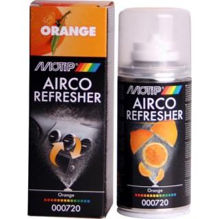 MOTIP Osvěžovač klimatizace pomeranč sprej 150 ml