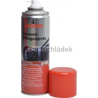 NIGRIN GUMMI-PFLEGE SPRAY 300 ml - přípravek na ošetření gumových částí