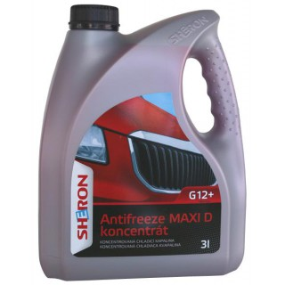 SHERON Antifreeze Maxi D G12+ 3 l koncentrát
