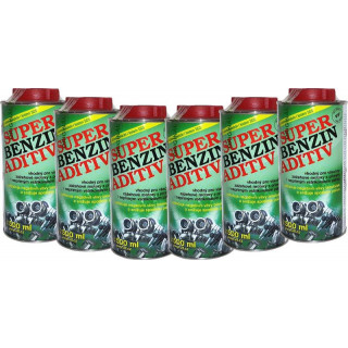 VIF Super benzin aditiv 6x500 ml