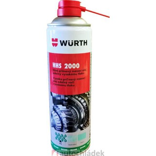 WURTH Mazadlo HHS-2000 500 ml sprej